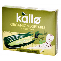 Kallo The Vegetable Stock Cube
