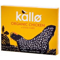 Kallo The Chicken Stock Cube