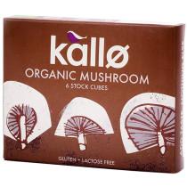 Kallo The Mushroom Stock Cube