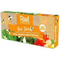 Reel Gardening Bee Food Spring