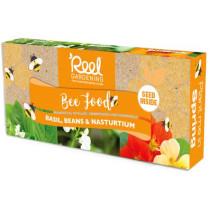 Reel Gardening Bee Food Spring