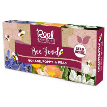 Reel Gardening Bee Food Autumn