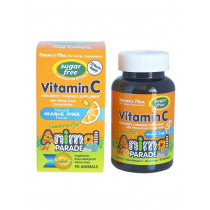 Animal Parade Vitamin C Children's Chewable Tablets