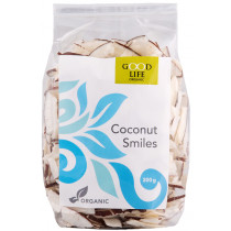 Good Life Organic - Organic Coconut Smiles