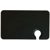 Papyra Recycled Cocktail plate (Rectangle)