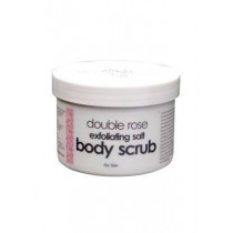 Victorian Garden Double Rose Salt Exfoliating Body Scrub