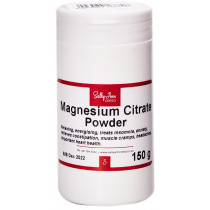 Sally Ann Creed Magnesium Citrate 150g