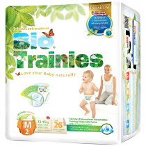 Bio Baby Training Pants (15-18kg) Pack of 26