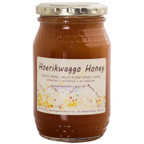 Hoerikwaggo Raw Fynbos Honey - 500g