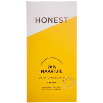 Honest Chocolate Slab 70% - Naartjie