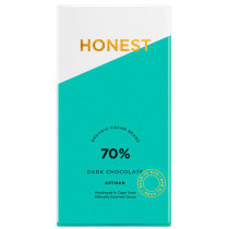 Honest Chocolate Slab 70%