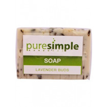 Pure Simple Lavender Soap Scrub