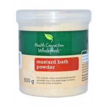 Health Connection Mustard Bath Powder