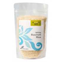 Good Life Organic White Basmati Rice