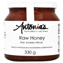 Antonia's Raw Local Honey,