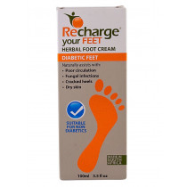Recharge Your Feet Herbal Foot Cream