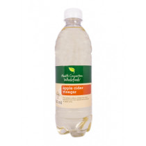 Health Connection Apple Cider Vinegar 500ml