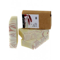O'live Honeybush & Rose Geranium Soap