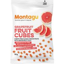 Montagu Fruit Cubes Grapefruit