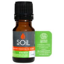 Soil Organic Essential Oil - Energy