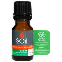Soil Organic Essential Oil - Focus