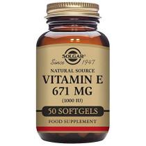 Solgar Vitamin E 671mg (1000 IU)
