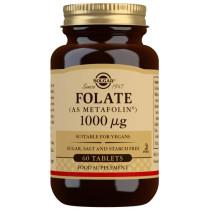 Solgar Folate 1000ug