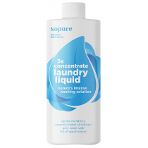 SoPure 3 x Concentrate Laundry Liquid - 1 Litre