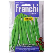 Franchi Sementi Top Crop Dwarf Bean