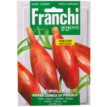 Franchi Sementi Rossa Lunga Onion