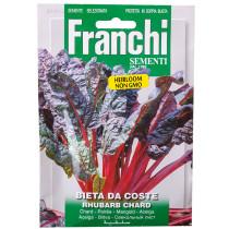 Franchi Sementi Rhubarb Swiss Chard