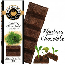 Sow Delicious Planting Chocolate - Dill