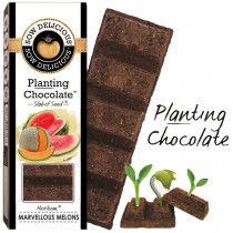 Sow Delicious Planting Chocolate - Marvellous Melons