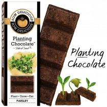Sow Delicious Planting Chocolate - Parsley