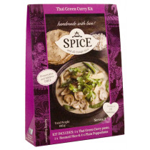 Spice and All Things Nice Thai Green Curry Kit