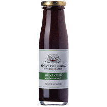 Spicy Bulldog Homemade Chutney - Sweet Chilli
