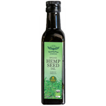 Soaring Free Superfoods Organic Hemp Oil