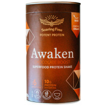 Soaring Free Awaken Superfood Protein Shake - Chocolate Boost