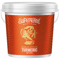 Superlatte Golden Cup Latte Blend -Turmeric, Cinnamon & Ginger