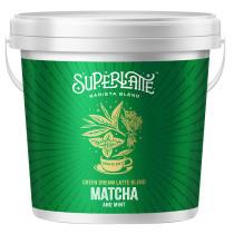 Superlatte Green Dream Latte Blend - Matcha & Mint 750g