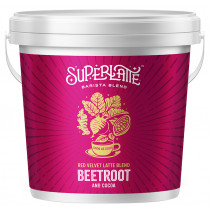 Superlatte Red Velvet Latte Blend -Beetroot & Cocoa 750g