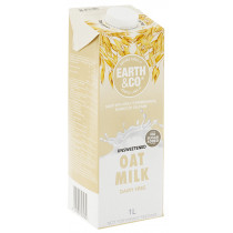 Earth &Co Oat Milk