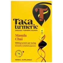 Taka Turmeric Organic Masala Chai Tea