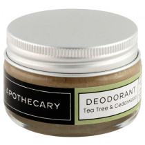 The Apothecary Tea Tree & Cedarwood Deodorant