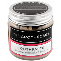 The Apothecary Toothpaste Grapefruit, Eucalyptus & Tea Tree