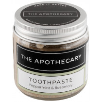 The Apothecary Toothpaste Rosemary & Peppermint