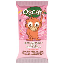 The Chocolate Yogi Oscar Strawberry Chocolate