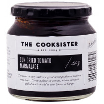 The Cooksister Sun Dried Tomato Marmalade