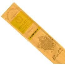 Bali Luxury Hand Rolled Incense Sticks - Citronella