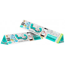 Inkmeo Different Occupations Reusable Colouring Roll